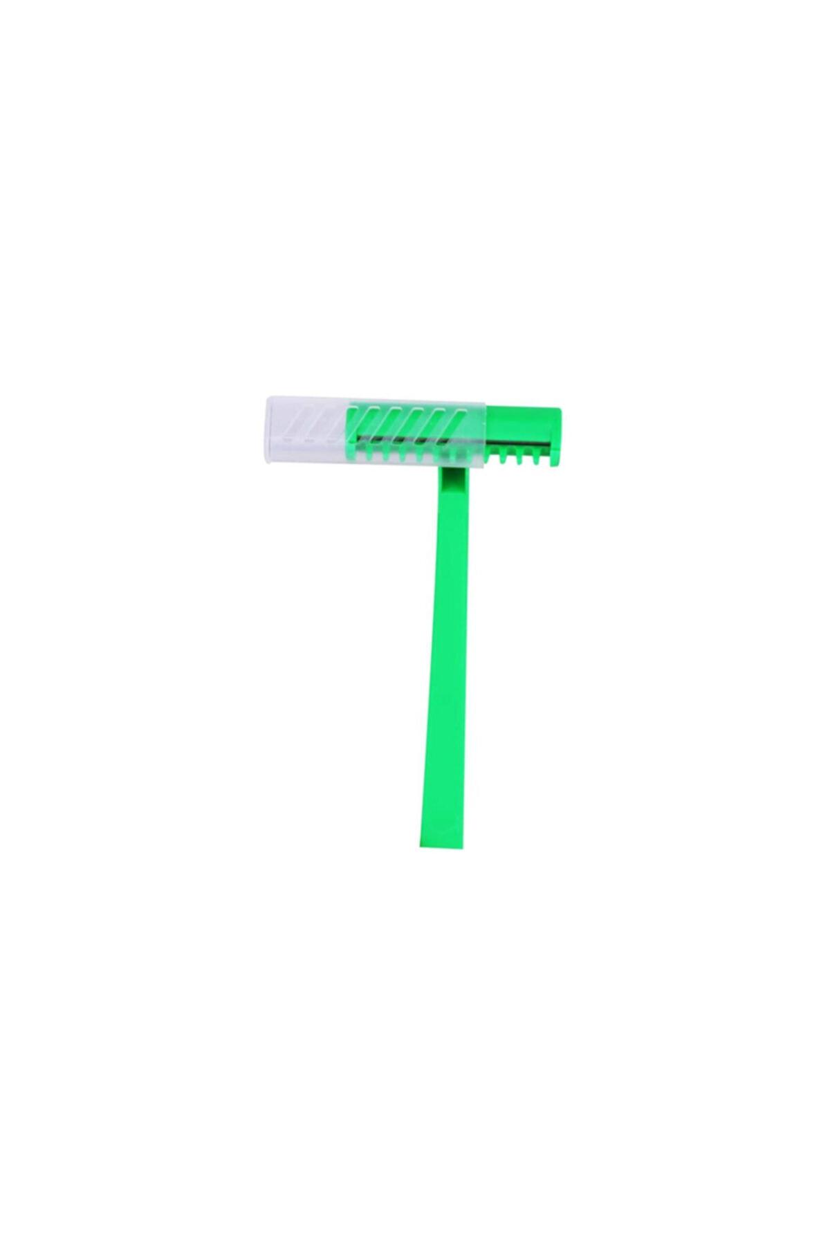 Wilkinson Banyo Jileti Yeşil Kullan At 10'lu Paket 1