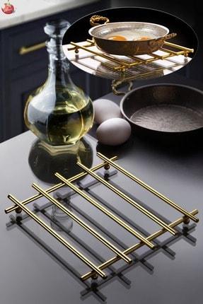 Kitchen Crazy Paslanmaz Çelik Gold Nihale