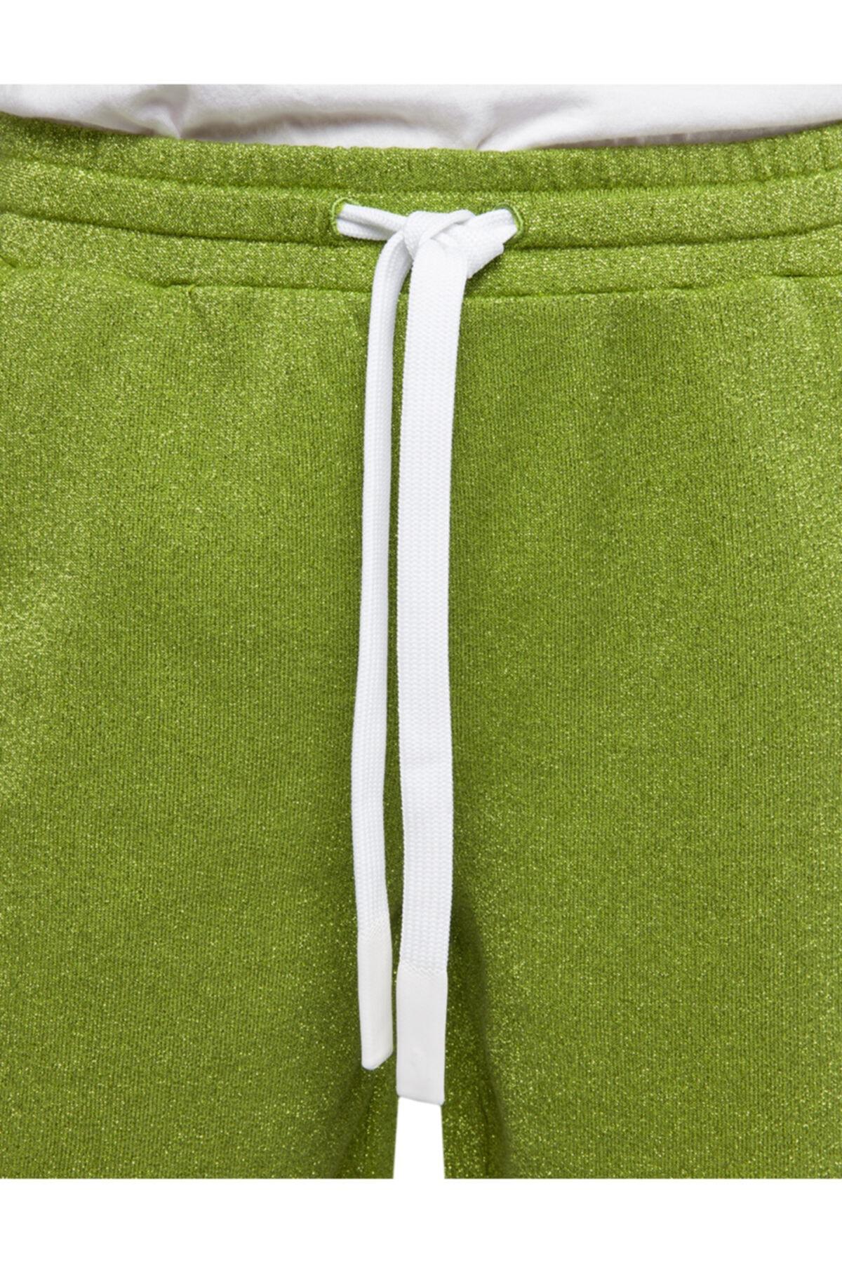 Replay Pantaloncino Lurex Fleece 2