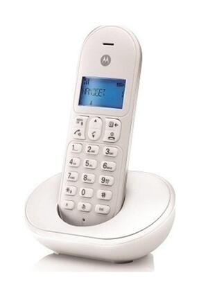Motorola T101+ Kablosuz Dect Telefon Beyaz