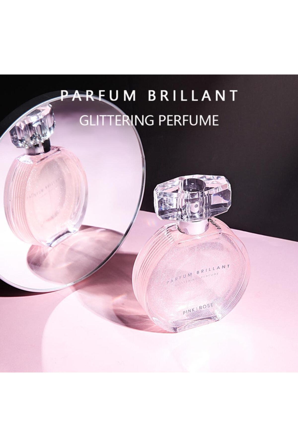 Miniso Mınıso Glittering Perfume (pink) 2