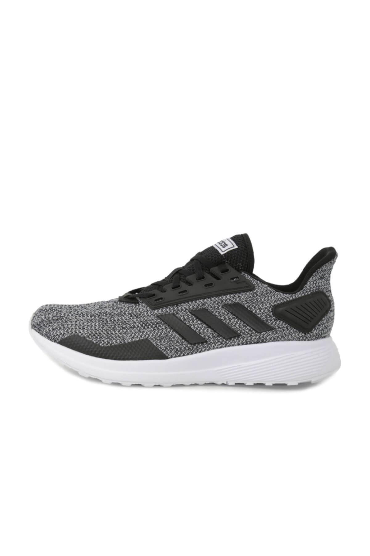 adidas DURAMO 9 Siyah Erkek Koşu Ayakkabısı 100381743 1