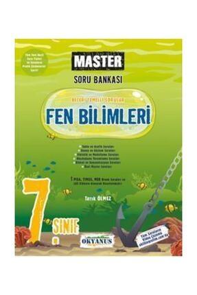 Okyanus Yayınları 7. Sınıf Master Fen Bilimleri Soru Bankası