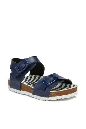 Vicco Bonbon Metalik Unisex Çocuk Lacivert Sandalet