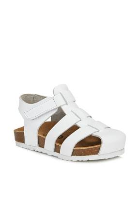 Vicco Arena Unisex Çocuk Beyaz Sandalet