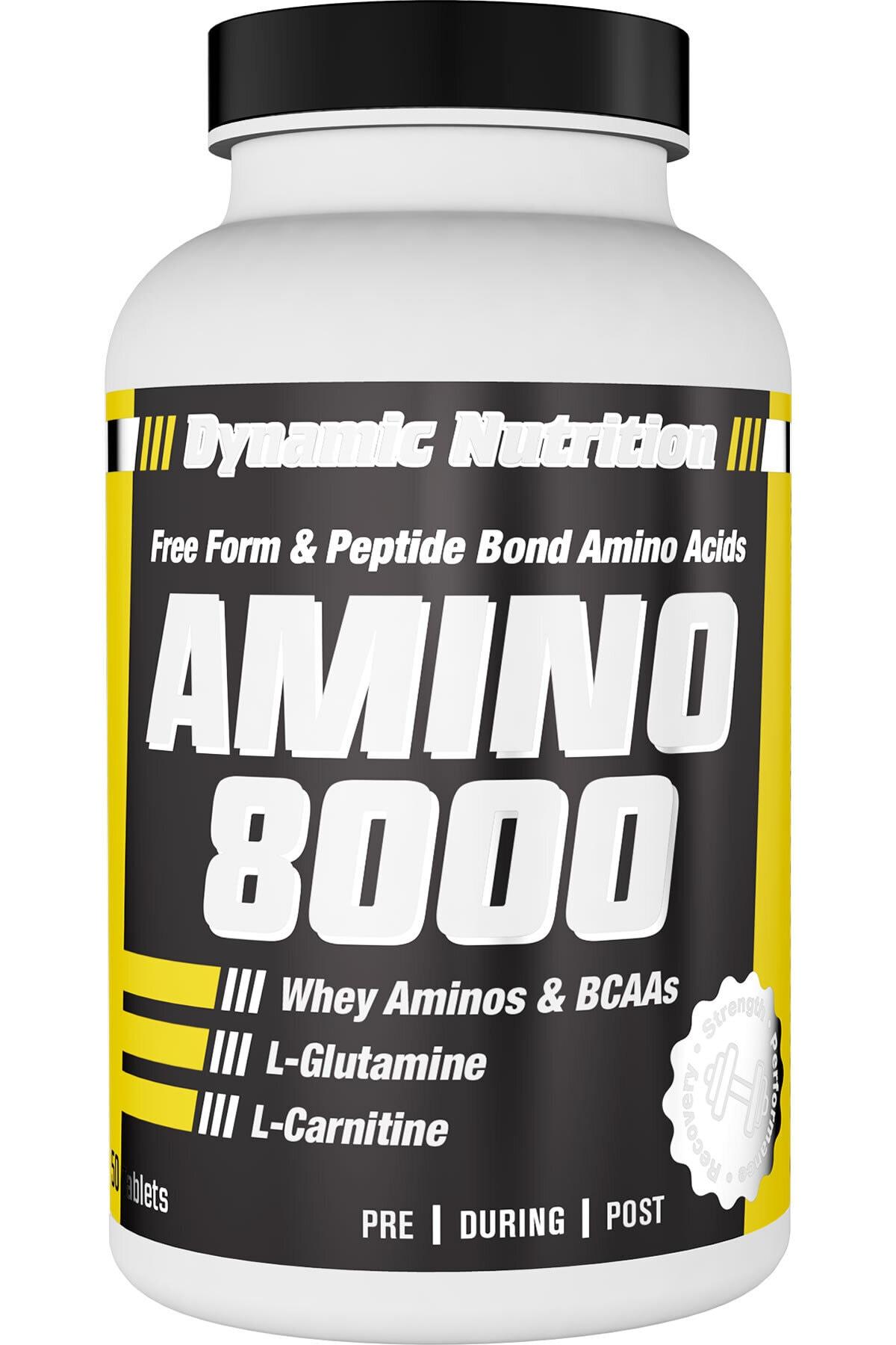 Dynamic Nutrition Dynamic Amino 8000 150 Tablet 1