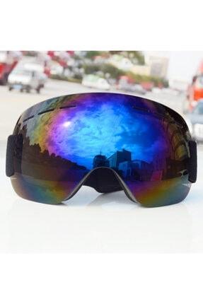 Dijimat Anti Sis Özellikli Lens Uv 400 Snowboard Kayak Gözlüğü