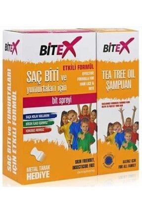 Bitex Bit Spreyi Ve Şampuan Tarak Set