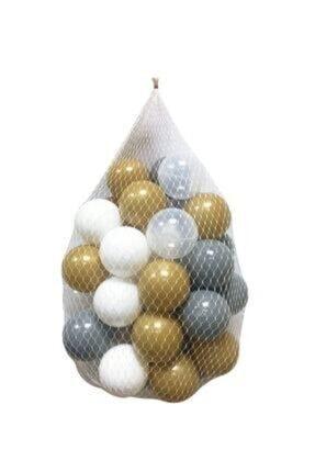 Ay Baby Havuz Topu 6cm 100'lü - Gold