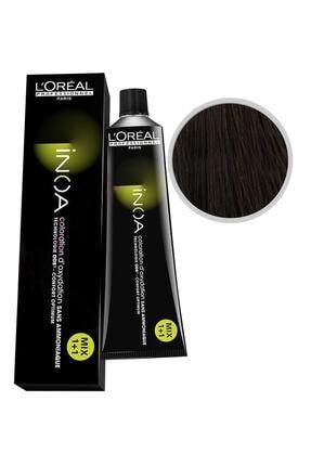 İNOA Loreal 5 Açık Kestane Saç Boyası