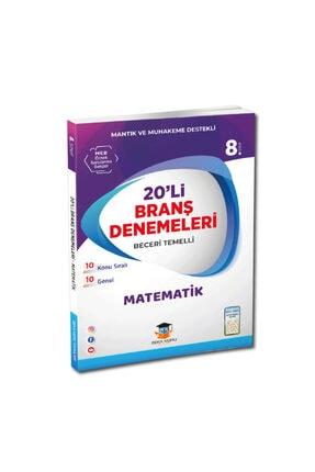 Zeka Küpü Yayınları Lgs 8 Sınıf Matematik Branş Deneme