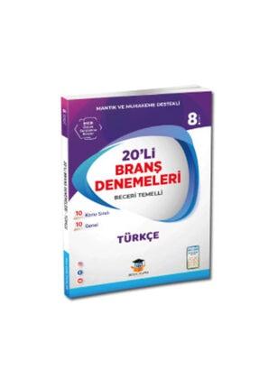 Zeka Küpü Yayınları 8.sınıf Türkçe 20li Beceri Temelli Branş Denemeleri