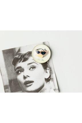 Madame Coco Buzdolabı Magneti - Güneş Gözlüğü