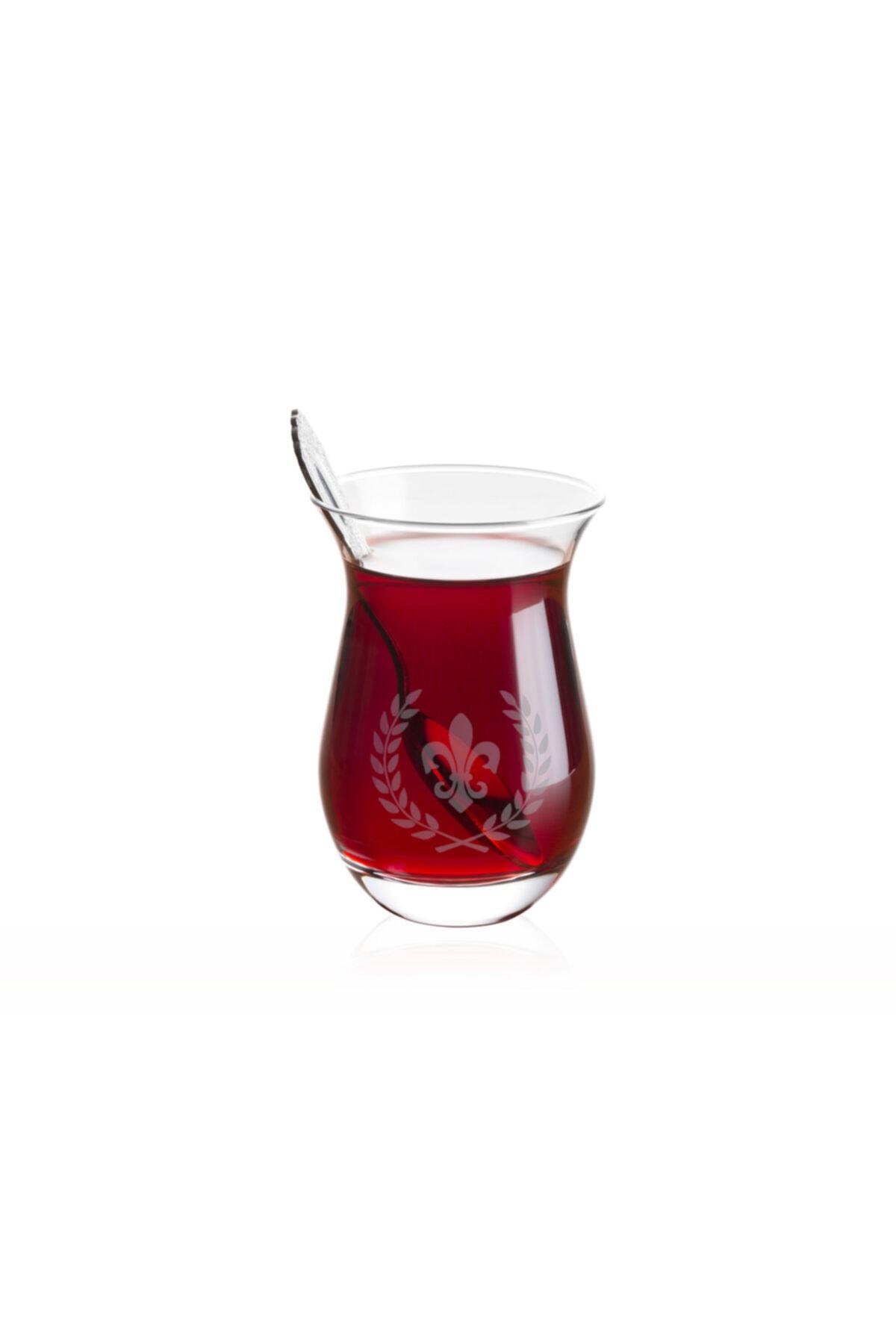 Madame Coco Fleur De Lys 6'lı Çay Bardağı 2