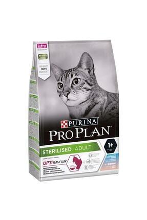 Purina Pro Plan Morina ve Alabalıklı Yetişkin Kedi Maması 10 kg