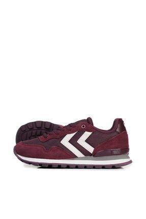 HUMMEL Thor Lifestyle Shoes Koyu Mor Kadın Sneaker Ayakkabı 100433798