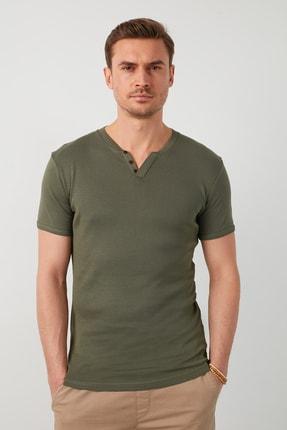 Buratti V Yaka T Shirt Erkek T Shirt 5902122