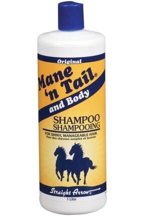 Mane'in Mane'n Tail At Kuyruğu Şampuanı 946 Gr