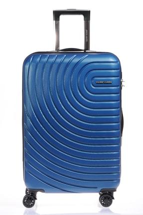 Pierre Cardin Pıerre Cardın 04pc1200-02-l Lacivert Unısex Orta Boy Bavul