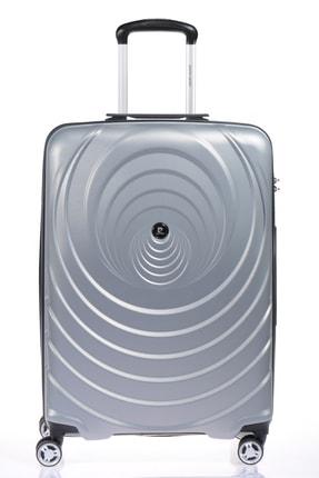Pierre Cardin Pıerre Cardın 04pc1100-02-gr Gri Unısex Orta Boy Bavul