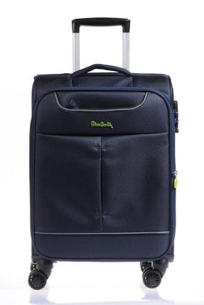 Pierre Cardin Pıerre Cardın 04pc4100-03-l Lacivert Unısex Kabin Boy Bavul