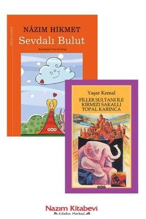 Yapı Kredi Yayınları Sevdalı Bulut - - Nazım Hikmet & Filler Sultanı Ile Kırmızı Sakallı Topal Karın