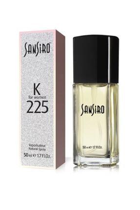 Sansiro K-225 Edt 50 Ml Kadın Parfümü 8680186302093