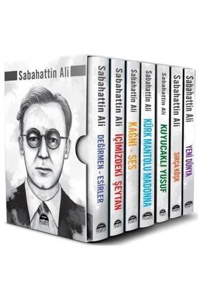 Martı Yayınları Sabahattin Ali Seti-7 Kitap Takım-Kutulu