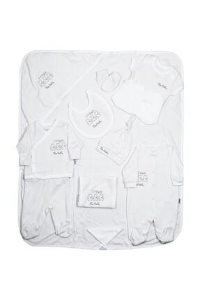 Pierre Cardin Baby Pierre Cardin Organik 10 Parça Hastane Çıkışı
