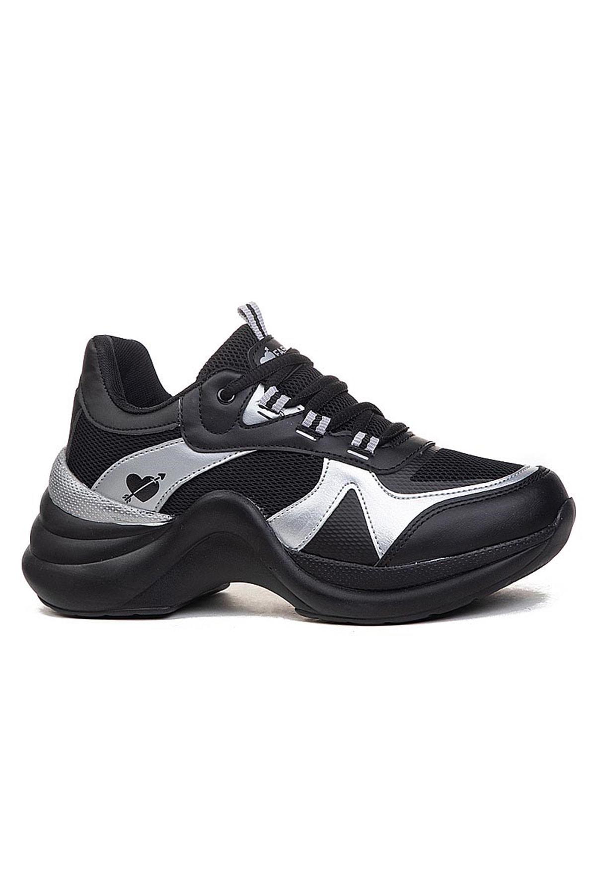 Twingo Kadın Bağcıklı Sneaker 2