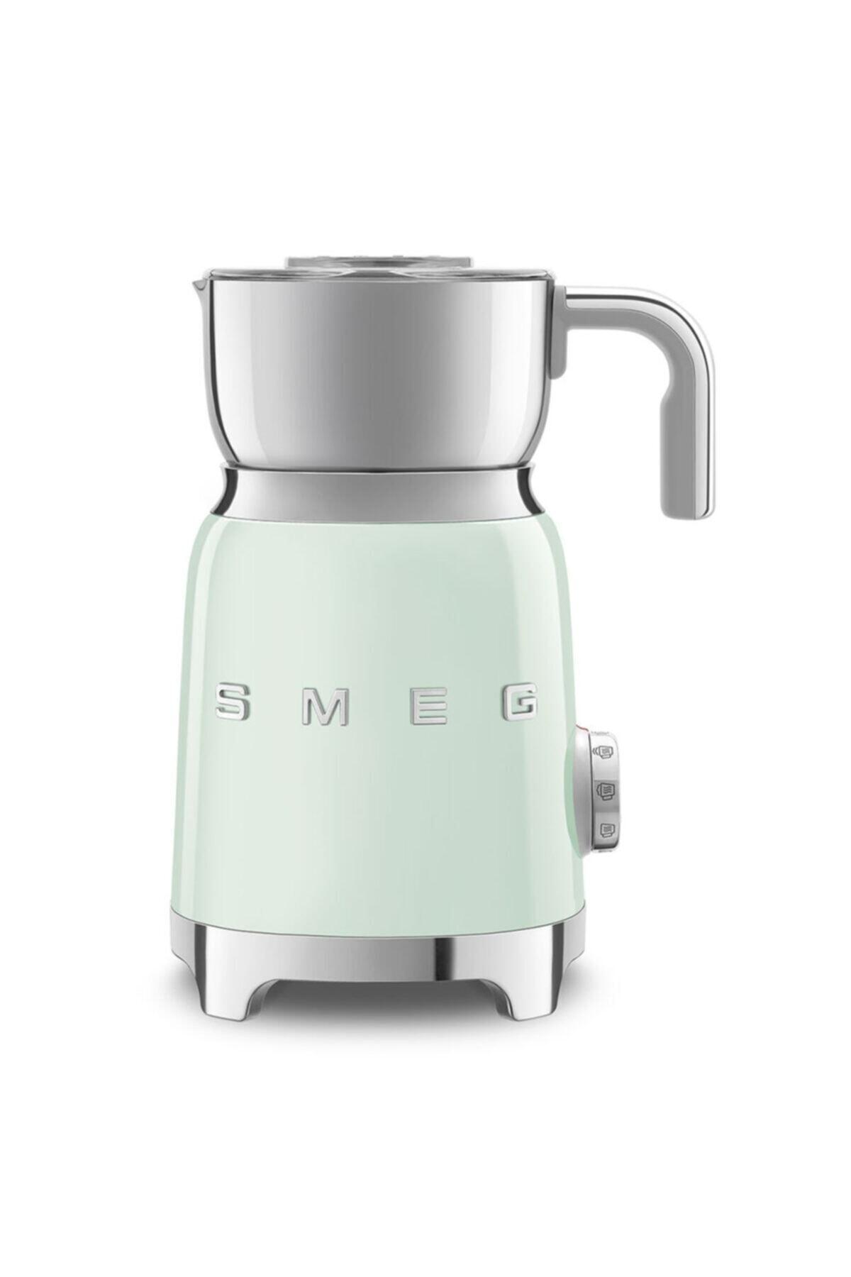 SMEG Mff01pgeu Süt Köpürtme Makinesi Pastel Yeşil 1