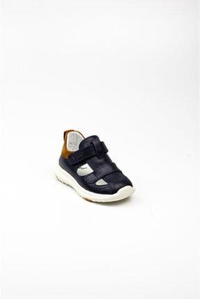 Vicco Deri Ilk Adım Ayakkabısı (19-21) Lacivert-20