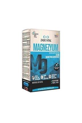 Zade Vital Magnesium 250mg 60 Kapsül