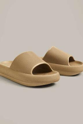Oysho Kadın  Platform Sandalet