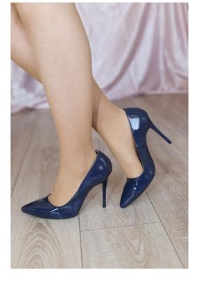 PUNTO Kadın Ince Yuksek Topuklu Stıletto Ayakkabı