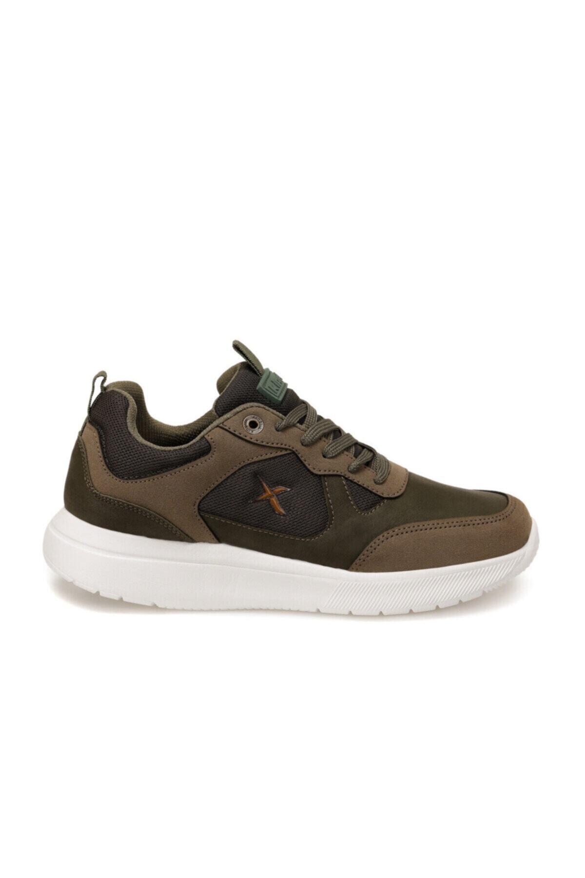Kinetix MUNDU Haki Erkek Kalın Taban Sneaker Spor Ayakkabı 100552229 2