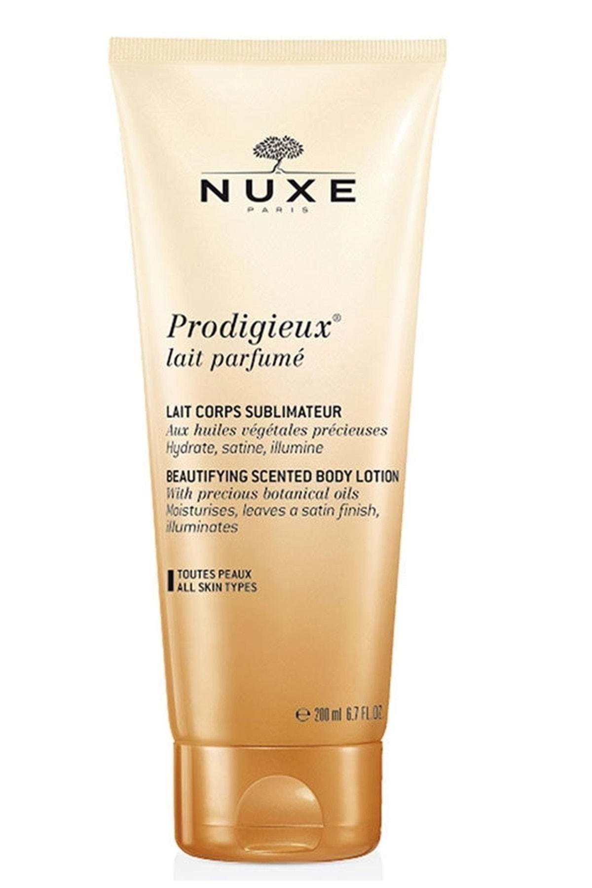 Nuxe Prodigieux Lait Parfume 200ml 1