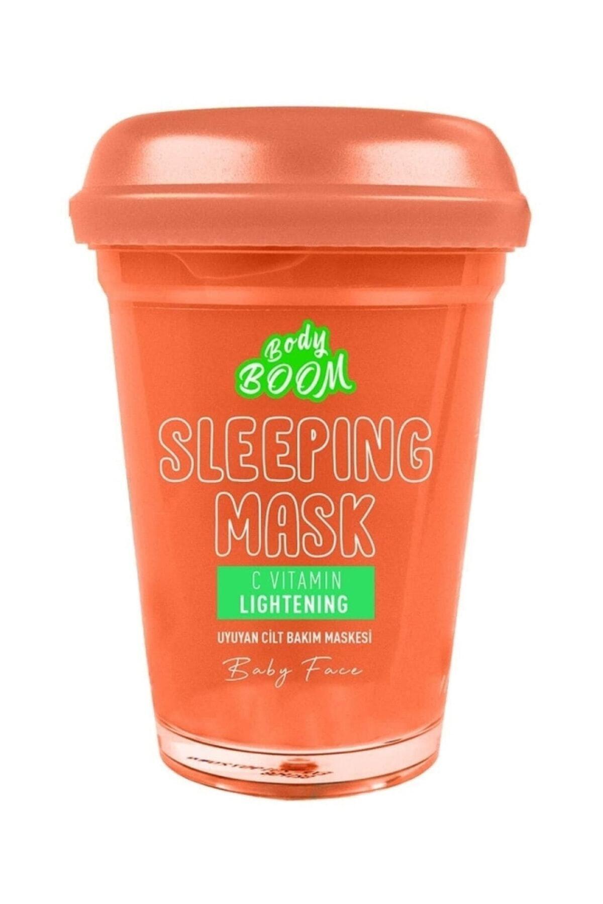 Body Boom C Vitamini Uyuyan Maske 100 ml 8697863686926 1