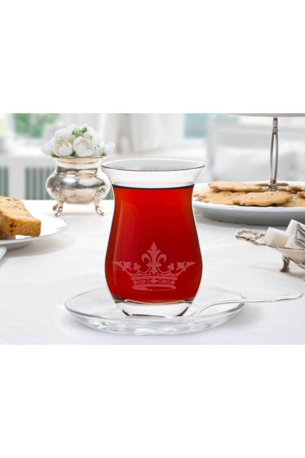 Madame Coco Royal 6'lı Çay Bardağı 1