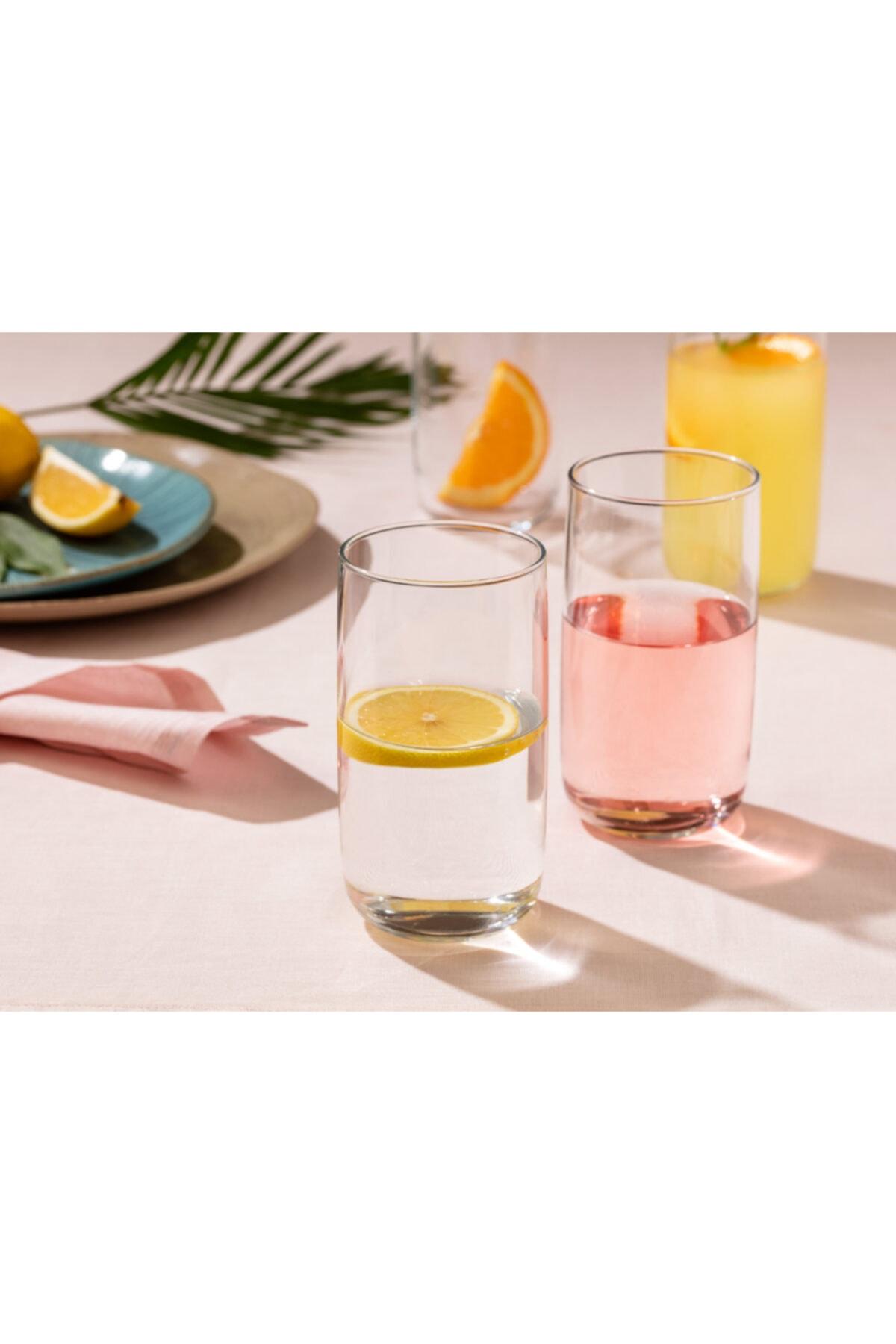 Madame Coco Musette 4'lü Meşrubat Bardağı Seti 1