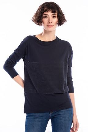 Mustang Kadın T-shirt Lacivert