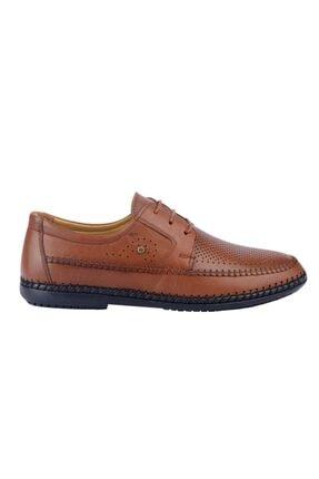 MP Erkek Taba Deri Günlük Comfort Ayakkabı 211-4250