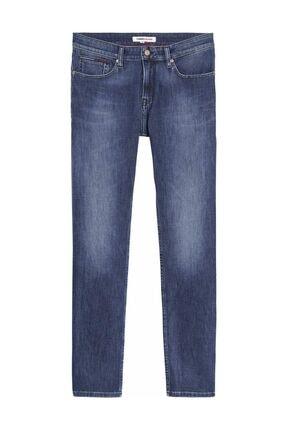 Tommy Hilfiger Erkek Denim Jeans Scanton Slım Dybspm DM0DM09319