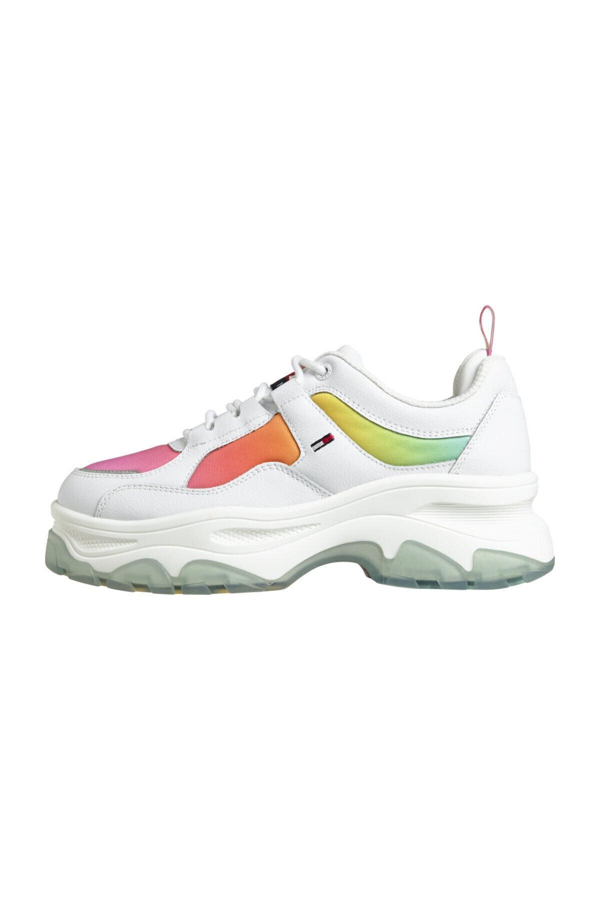 Tommy Hilfiger Degrade Flatform Shoe 2