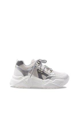 Pierre Cardin PC-30694 Gri Kadın Spor Ayakkabı