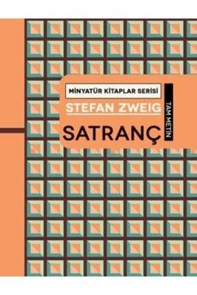 Martı Yayınları Satranç - Minyatür Kitaplar Serisi (Ciltli) - Stefan Zweig 9786254482014