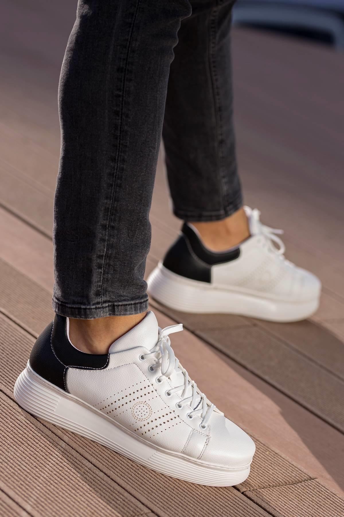 MUGGO MGALERON04 Erkek Sneaker Ayakkabı 1