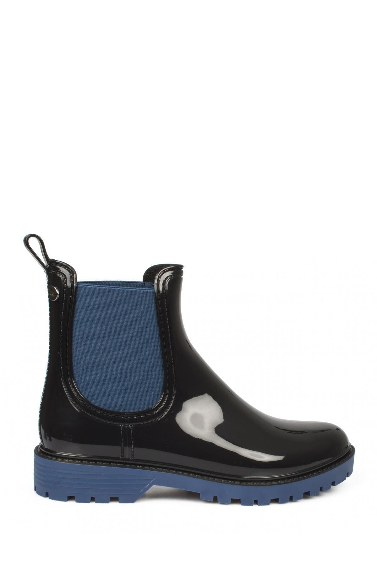 IGOR Kadın Siyah Mavi Ayakkabı W10226-050 2