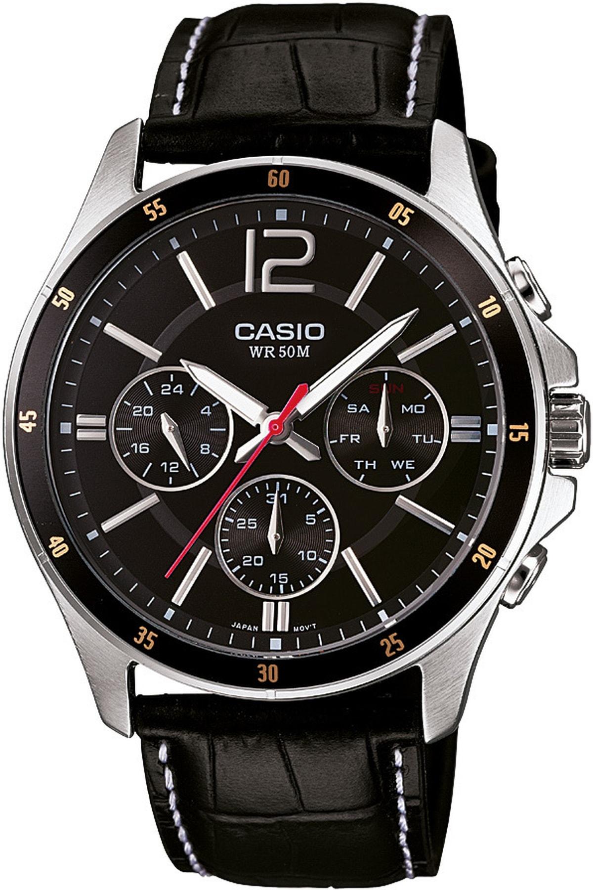 Casio Erkek Kol Saati MTP-1374L-1AVDF 1