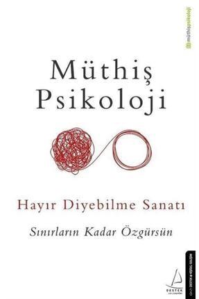Destek Yayınları Hayır Diyebilme Sanatı